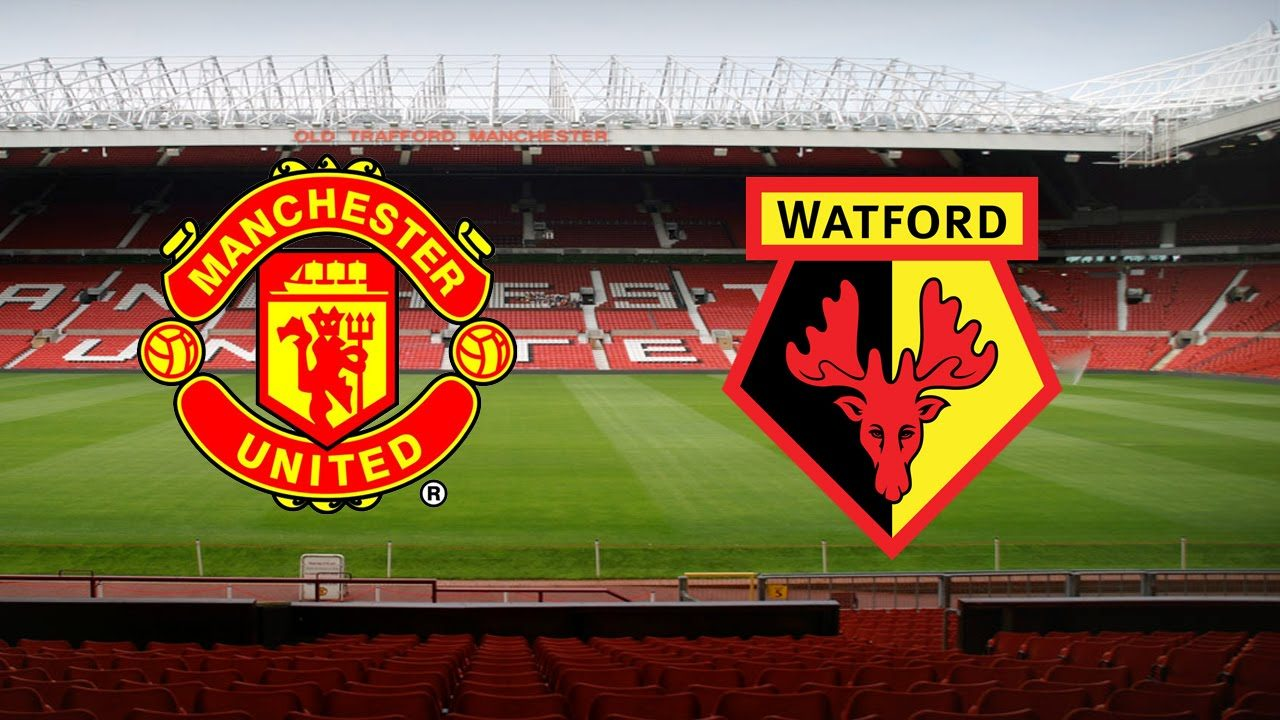 Manchester United TV - Watford, live broadcast, time, team news, odds and head-to-head