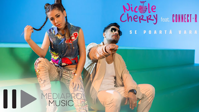 2016 melodie noua Nicole Cherry feat Connect-R Se poarta vara piesa noua Nicole Cherry featuring Connect-R Se poarta vara videoclip noul single youtube Nicole Cherry si Connect-R Se poarta vara official video noul hit youtube connect-r 2016 ultimul single nicole cherry ultimul hit connectar noul cantec Nicole Cherry si ConnectoR Se poarta vara 15 iunie 2016 mediapro music romania ultima melodie a lui connect-r 15.06.2016
