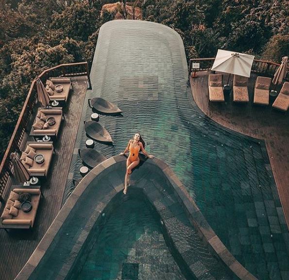 hotel bali 5 stars hanging gardens