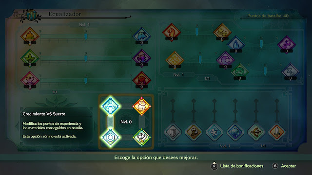 Ni No Kuni II: El Renacer de un Reino Prince´s Edition - Ecualizador