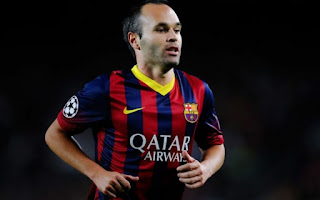 Iniesta biography and barca