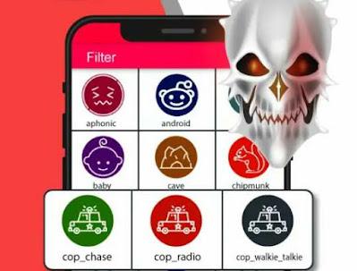 aplikasi Video Voice Charger Untuk Video, Pengubah Suara