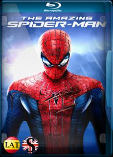 El Sorprendente Hombre-Araña (2012) REMUX 1080P LATINO/INGLES