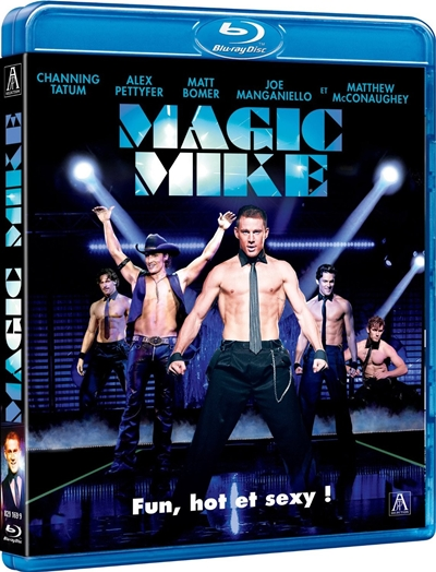 Magic Mike 720p HD Español Latino Dual BRRip 2012