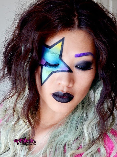 Maquillaje estrella