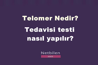 telomer tedavisi