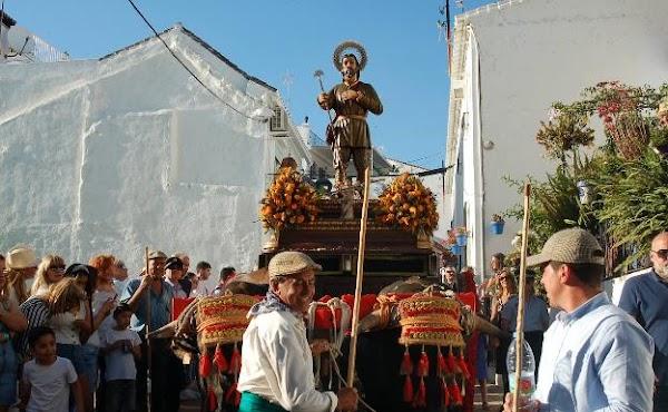 Suspendidas las fiestas patronales de San Isidro en Estepona