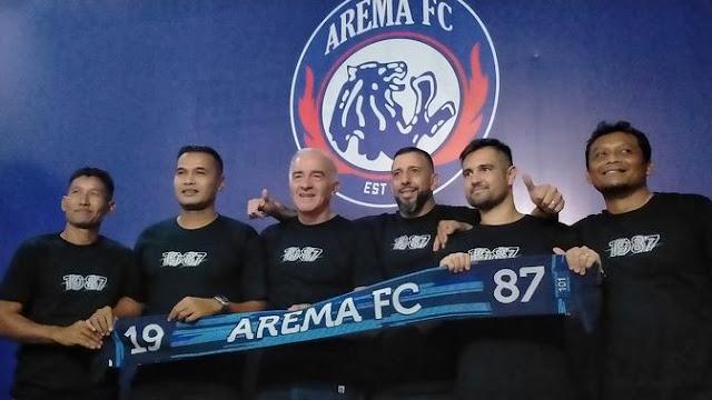 Gaji Karyawan Arema FC Tetap 100 Persen
