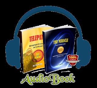 audiobook the moracle dan telepati