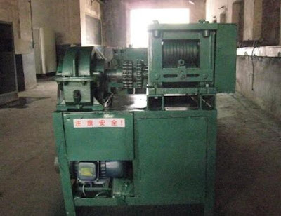 Recycling Rebar With Scrap Rebar Straightening Machines