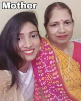 Garima Maurya mother name