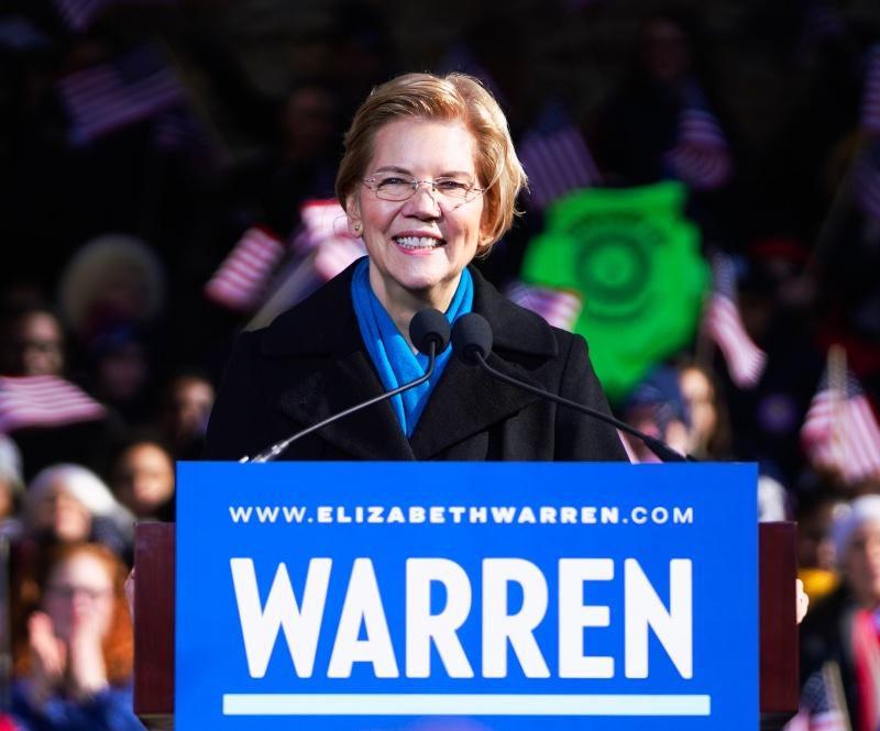 """Wieder was gelernt - Elisabeth Warren sagt """"Gut so!"""" oder Frauen können auch anders"""