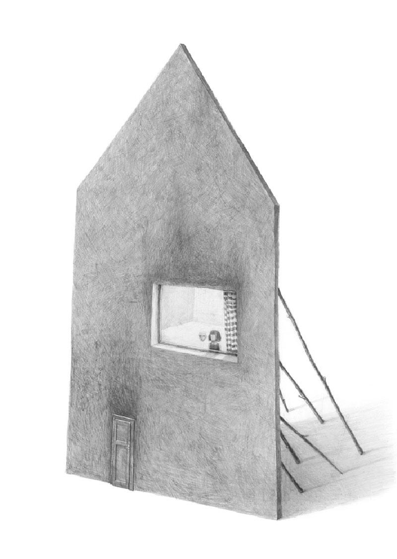 Stefan-Zsaitsits-04 Houses: Drawings by Stefan Zsaitsits Design