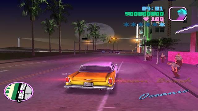 Imagem do GTA: Vice City