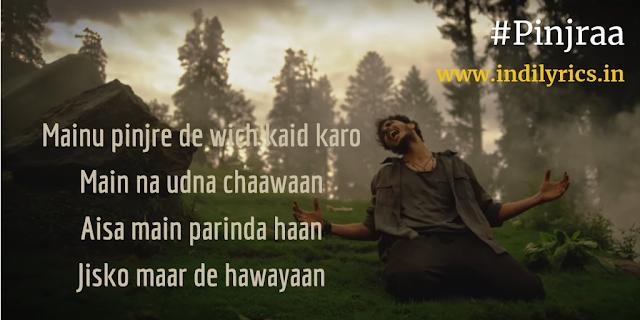 Pinjraa | Gurnazar | Lyrics | Quotes | Pics