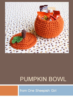 http://onesheepishgirl.com/2012/10/crochet-pumpkin-treat-bowl-pattern.html