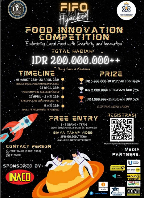 Food Innovation Competition 2021