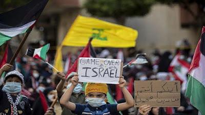 Hamas Nyatakan Menang Perang dari Israel, Warga Palestina Bertakbir Gembira