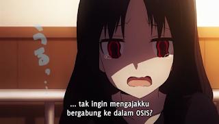 Kaguya-sama wa Kokurasetai?: Tensai-tachi no Renai Zunousen Season 2 Episode 06 Subtitle Indonesia