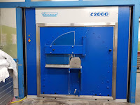 Lapauw Combi 2000 200KG Barrier Washer Year 2007