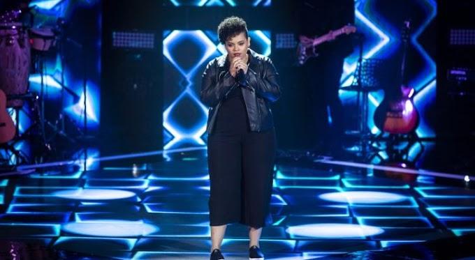 Potiguar brilha no palco do The Voice Brasil e conquista jurados