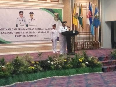 Arinal Konsolidasikan Arah Pembangunan Provinsi Lampung 5 Tahun Kedepan