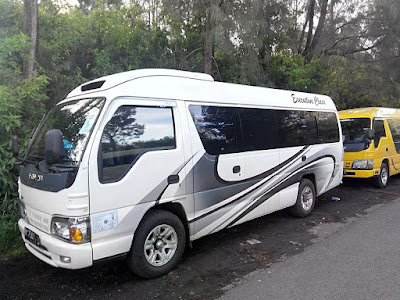 Rental Elf di Probolinggo