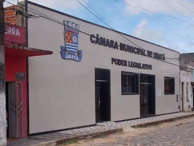 Resultado de imagem para Câmara Municipal de Ubatã