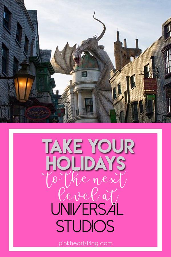 Holidays at Universal Studios