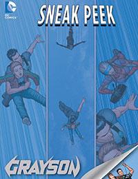 DC Sneak Peek: Grayson