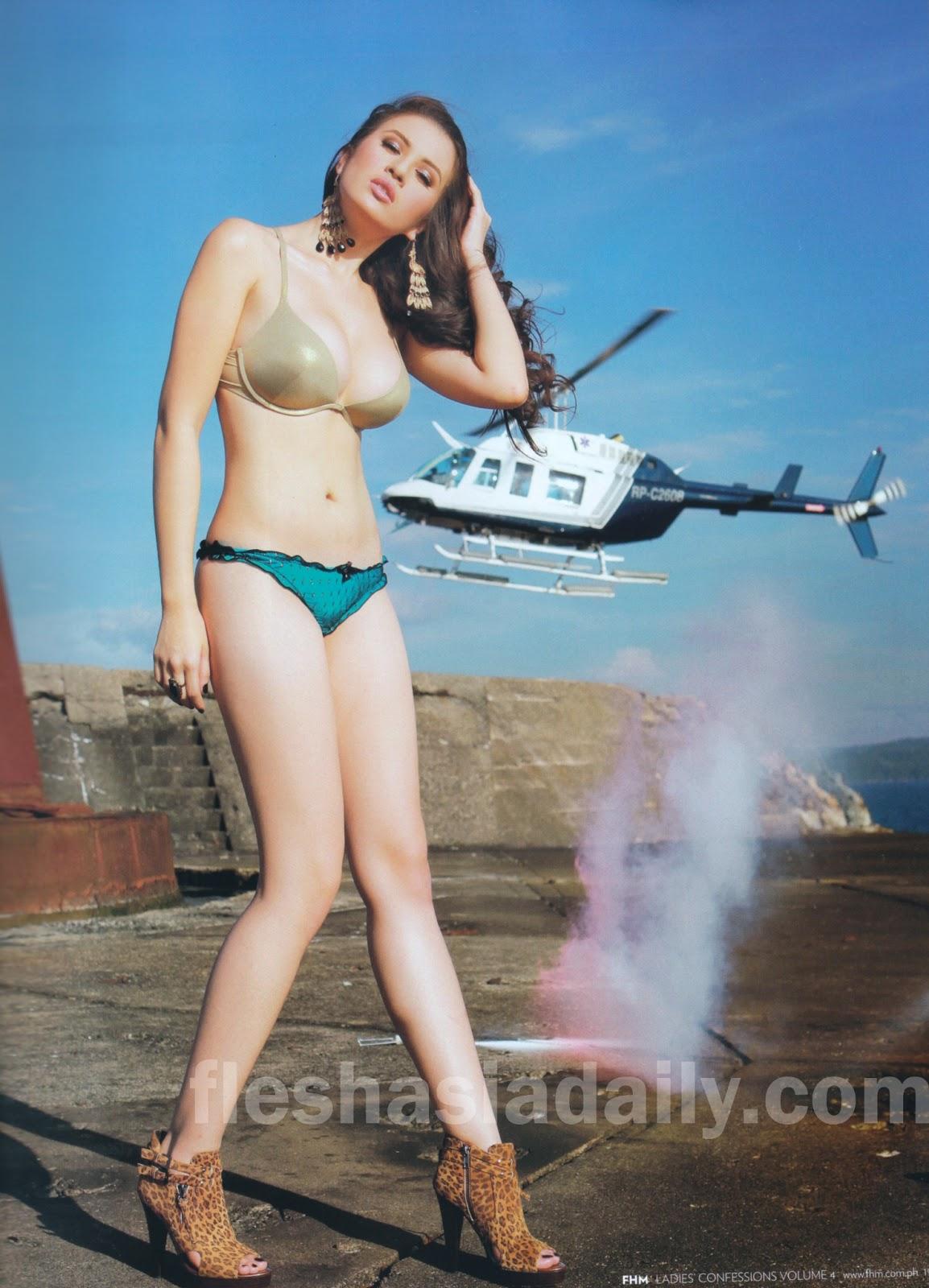 janna dominguez fhm bikini pics 3