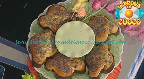 Colombine salate ricetta Moroni da Prova del Cuoco