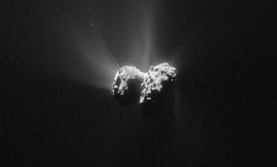 Cientistas provam que a vida na Terra pode ter vindo do espaço