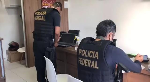 PF cumpre mandados no Ceará em nova operação contra fraudes em benefícios emergenciais