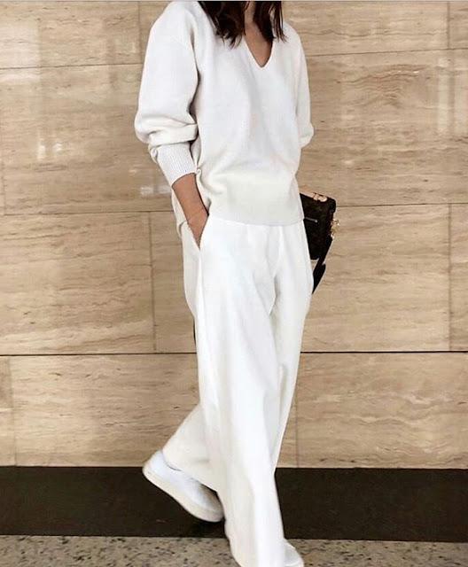 cbb8825987c60 Blog da Loly + Moda com Borogodó  Porque não usar branco no inverno