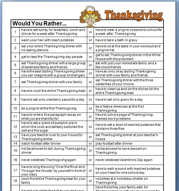 photograph relating to Would You Rather Questions for Kids Printable named Top Would By yourself In its place Inquiries HobbyLark - Who would