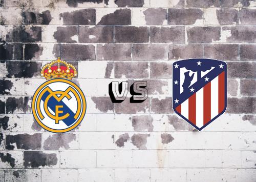 Real Madrid vs Atlético Madrid  Resumen y Partido Completo