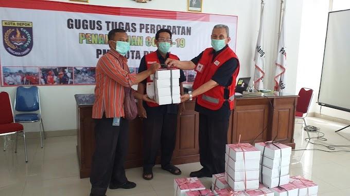 Lawan Covid-19, Pengusaha Catering Donasikan 1000 Nasi Box Perhari