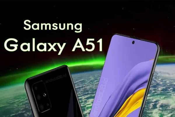 Samsung Sematkan Empat Buah kamera Pada Galaxy A51