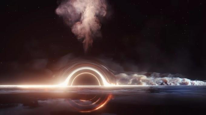 Partícula fantasma que se chocou com a Antártica rastreada até a estrela triturada por um buraco negro
