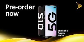 Galaxy S10 5G متوفر في 21 يونيو و Sprint تعلن عن طلبيات LG V50 وخطط إطلاق 5G