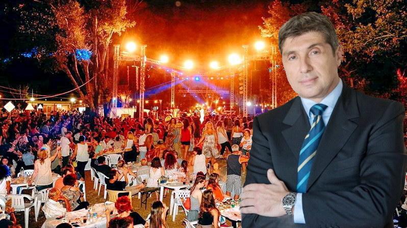 Πρόταση Παύλου Μιχαηλίδη για ανανέωση - αναβάθμιση της Γιορτής Κρασιού Αλεξανδρούπολης