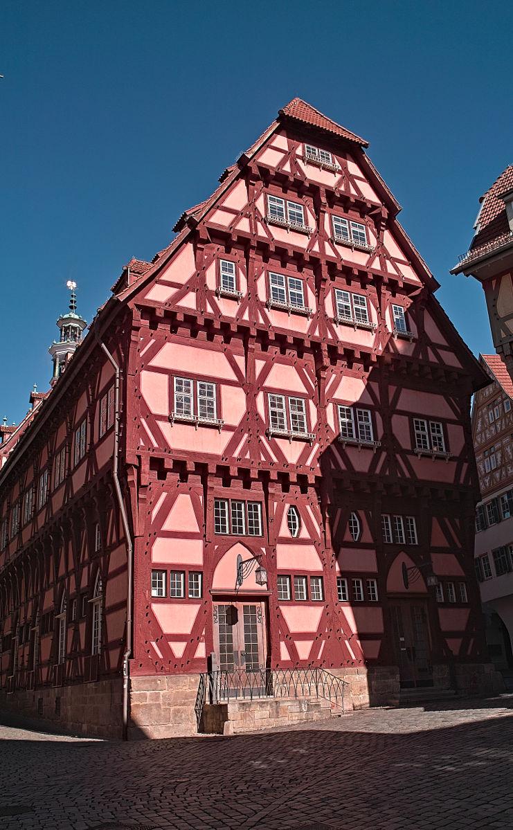 #1 Esslinger Rathaus