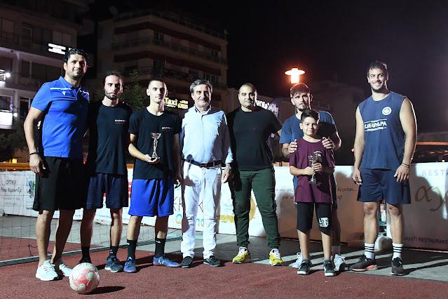 Με μεγάλη επιτυχία το 5ο Τουρνουά ποδοτέννις στο Άργος