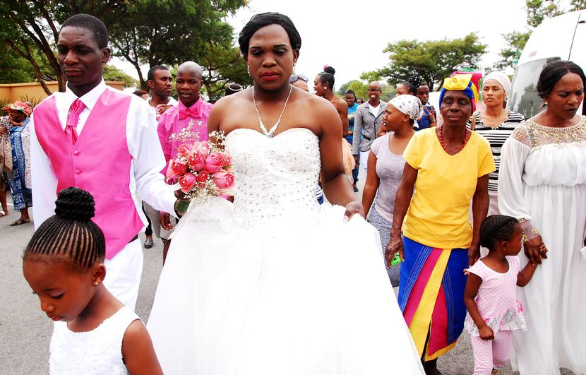 FlashBack: Limpopo's first gay white wedding ceremony ...