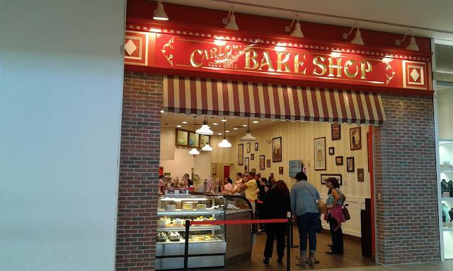 Loja da Carlo's Bakery no Florida Mall
