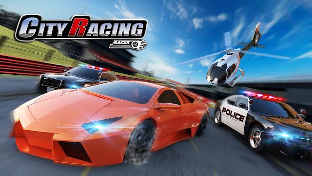 مدينة سباق السيارات -City Racing