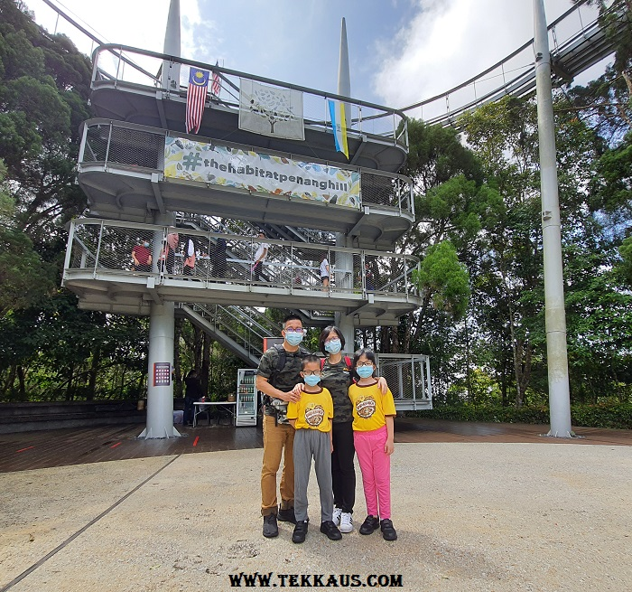 Curtis Crest Treetop Walk The Habitat Penang Hill