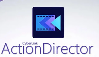aplikasi edit video di android action director