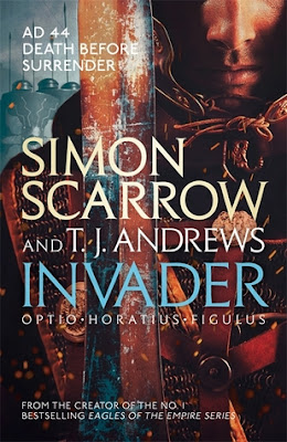 Review: Invader by Simon Scarrow & T.J. Andrews